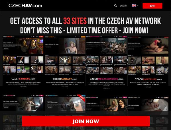 Czechav.com Free Login Account