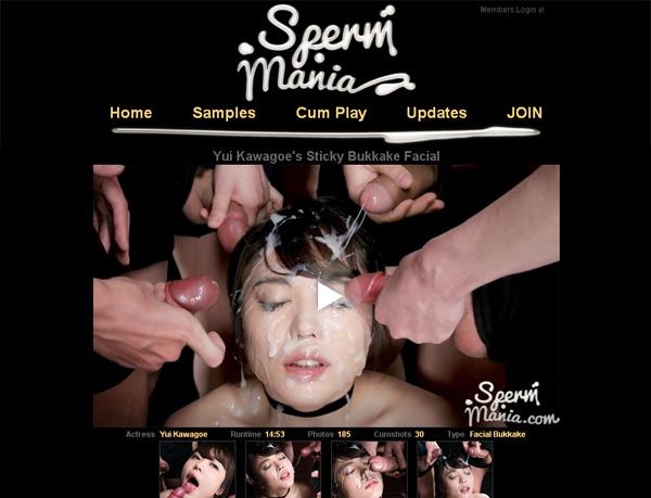 Discount Sperm Mania Sign Up