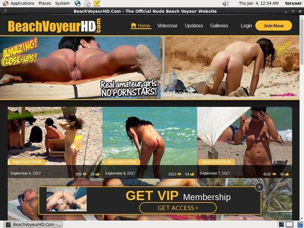 Beach Voyeur HD Best
